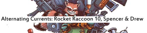 rocket raccoon 10
