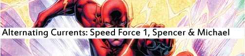 speed force 1