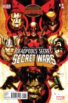 Deadpool's Secret Secret Wars 1