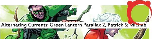 green lantern parallax 2 conv