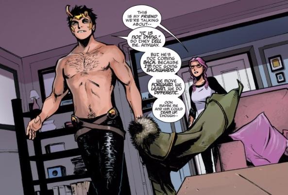 Loki justifies reboots