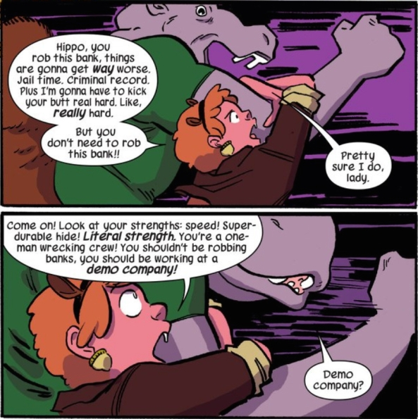 job-hungry hippo