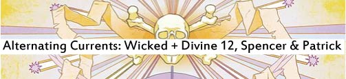wicked and divine 12