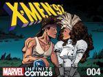 X-Men '92 Infinite Comic 4