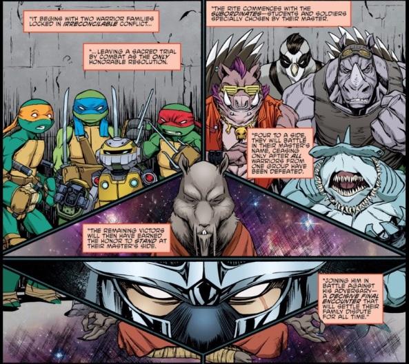 Turtles vs. Shredder et al
