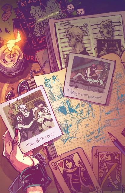 Constantine's memories