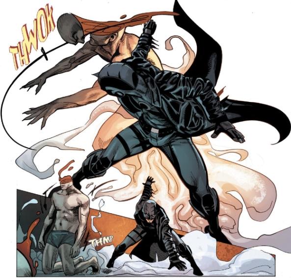 Midnighter Fight