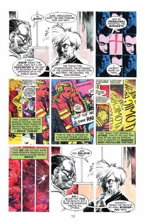Andy Warhol and Dr. Emil Gargunka