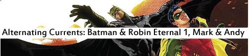 batman robin eternal 1