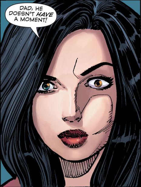 Cyborg Lois Lane