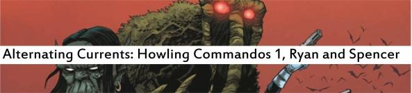 howling commandos 1