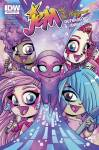 Jem and the Holograms Outrageous Annual 1
