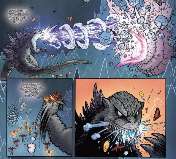 Kneel before Godzilla!