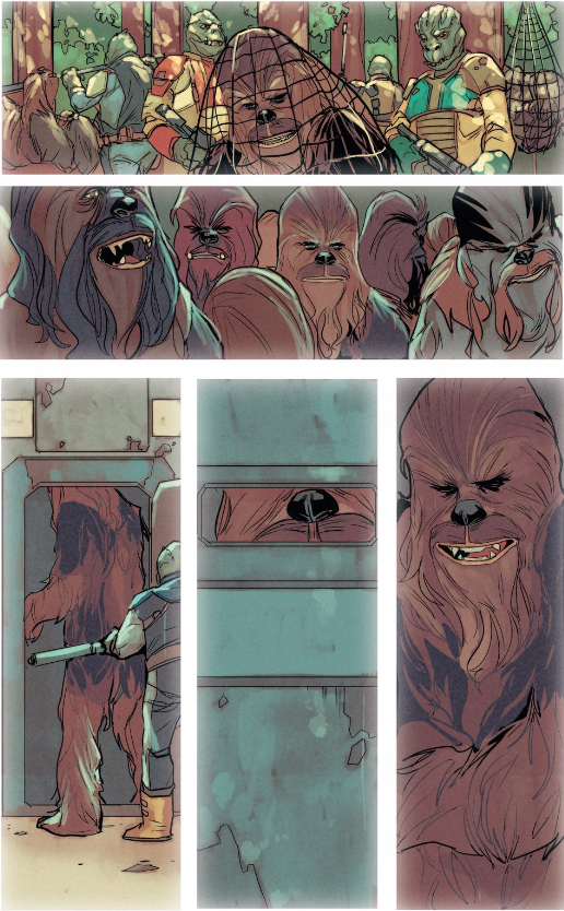 Chewie Memories