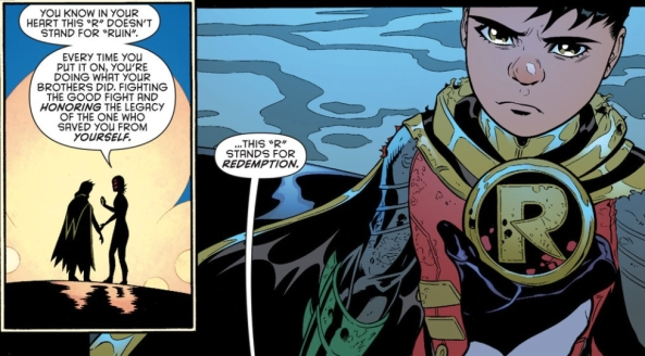 Robin Son of Batman 3
