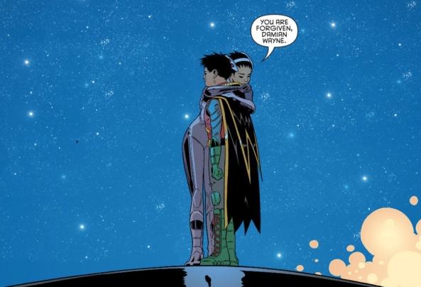 Robin Son of Batman 5