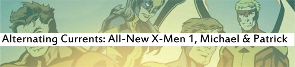 all new xmen 1