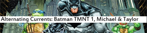 batman tmnt 1