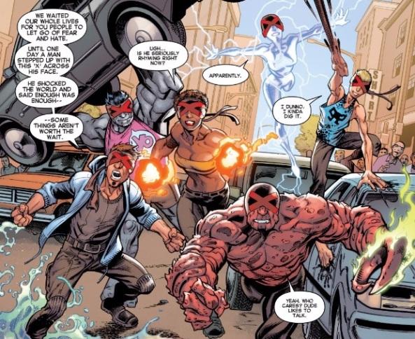 six new mutants