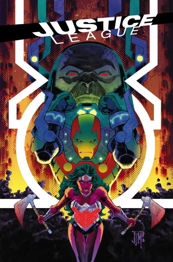 10 Justice League 45