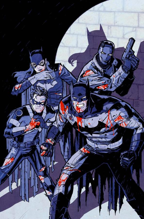 9 Batman Eternal 50