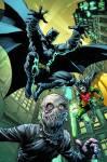 Batman and Robin Eternal 15 cover