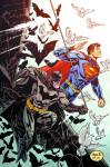 Batman Superman 28 cover