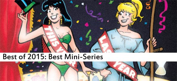best mini-series 2015