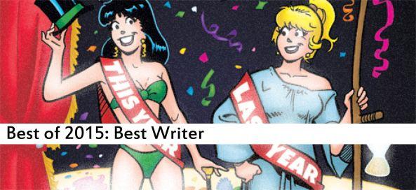 best writer 2015