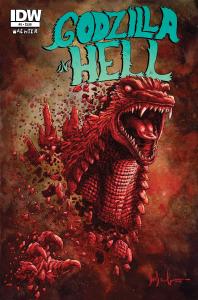 Godzilla in Hell 5