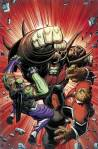 Guardians of the Galaxy 4 cover