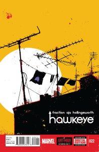 Hawkeye 22