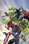 New Avengers 5 cover