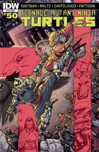 Teenage Mutant Ninja Turtles 50