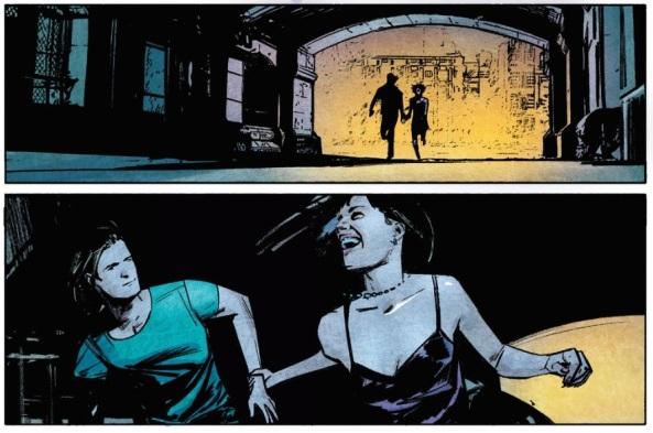 Tony and Cassandra are not part of the world