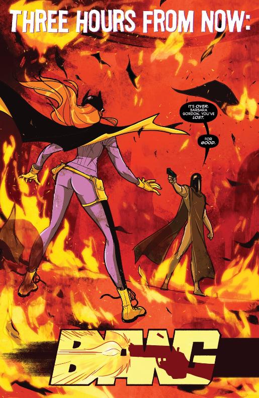 Batgirl 50 1