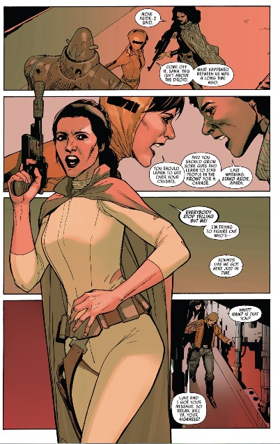 this is leia's page