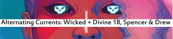 wicked and divine 18