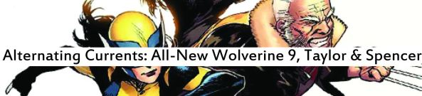 all new wolverine 9
