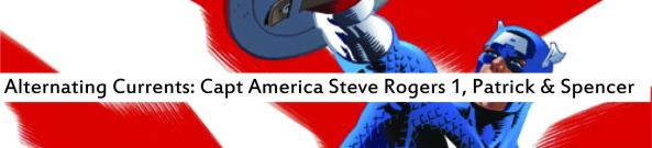 capt america steve rogers 1