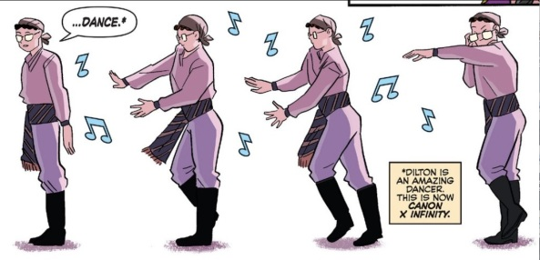 dance dilton dance