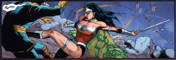 Diana, badass