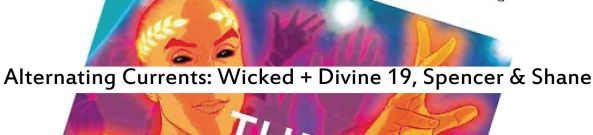 wicked and divine 19