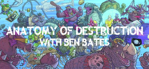 anatomy of destruction bates