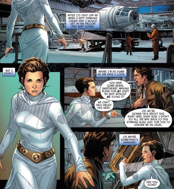 Han's Motiv