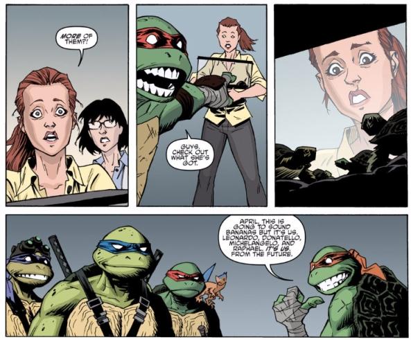 OG Turtles