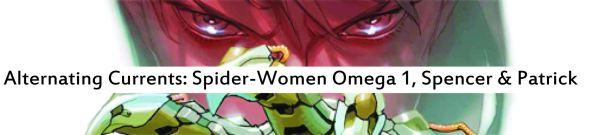 spiderwomen omega 1
