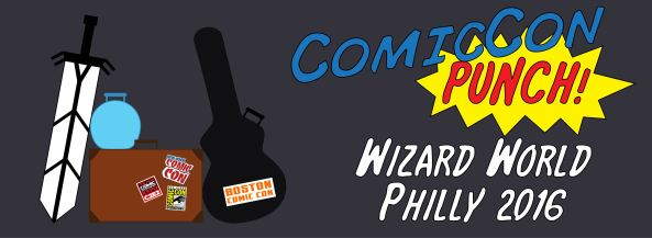 wizard world philly 2016