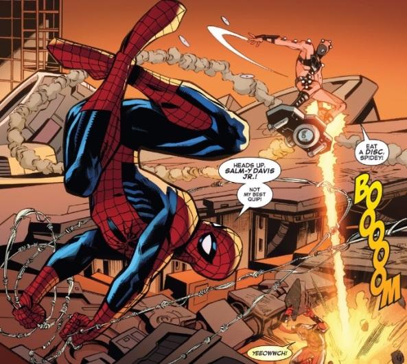 Deadpool And Spider Man 1: Spider-Man/Deadpool 6
