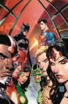 Justice League Rebirth 1